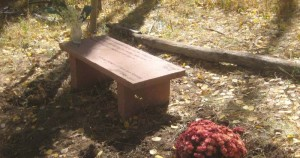 Memorial Bench Designs