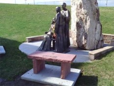 Memorial Bench - Churches and Schools